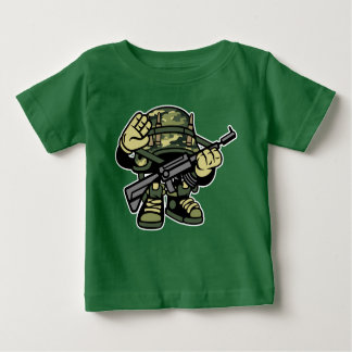 Soldier Baby's T-Shirt