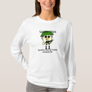 Soldier Chick T-Shirt
