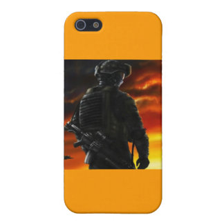 SOLDIER COVER FOR iPhone 5/5S