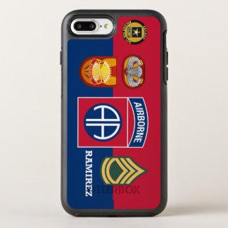 SOLDIER FOR LIFE OtterBox SYMMETRY iPhone 8 PLUS/7 PLUS CASE