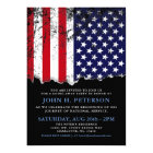 Soldier Going Away Party Announcement | Invite