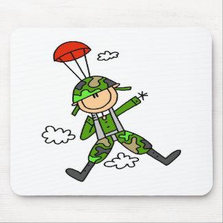Soldier Jumper Mouse Mat