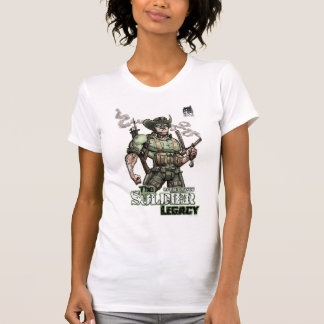 """Soldier Legacy"" Hero Pose Shirt"