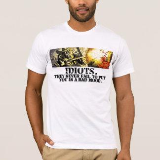 """Soldier Legacy"" Idiots shirt. T-Shirt"