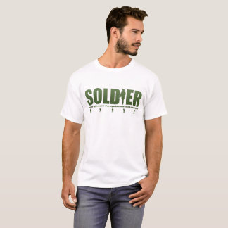soldier: Military personnel: armed forces T-Shirt