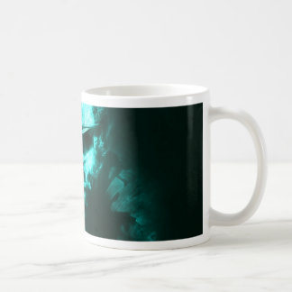 soldier neon coffee mug