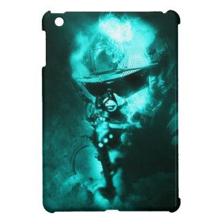 soldier neon iPad mini cover