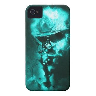soldier neon iPhone 4 cases
