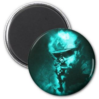 soldier neon magnet