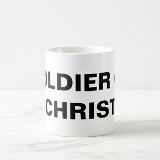 """Soldier Of Christ"" Classic Mug"