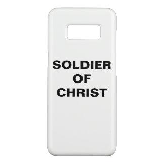 """""""Soldier Of Christ"""" Samsung Galaxy S8 Case"""
