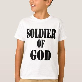 Soldier of God 5 Noir T-Shirt