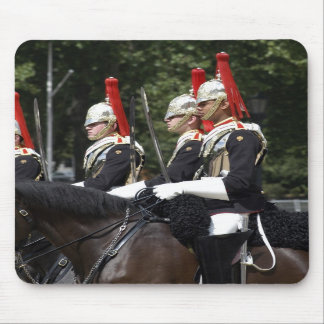 Soldier of the Household Cavalry in London Mousepa Mousemat