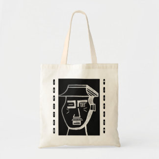 Soldier.on Black Tote Bag