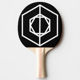 Soldier (-) / Ping Pong Paddle, Red Rubber Back Ping Pong Paddle