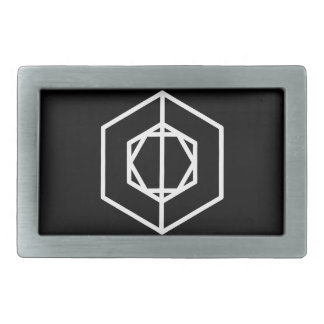 Soldier (-) / Rect Belt Buckle
