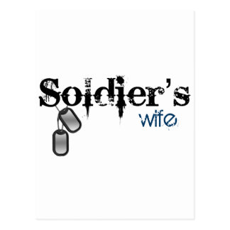 Soldier s Wife Postcards