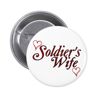 Soldier s Wife Scribble Hearts Pins