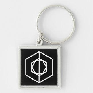 Soldier (-) Small (3.5 cm) Premium Square Key Ring