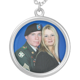 Soldier & Wife Necklace