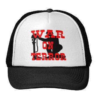 Soldiers Cross 9-11 War On Terror Mesh Hat