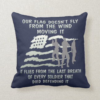 Soldiers Cushion