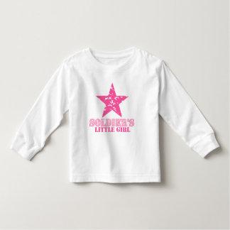 Soldier's Little Girl Toddler T-Shirt