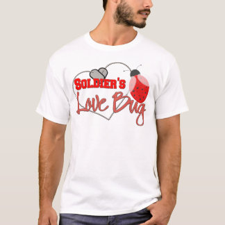 Soldier's Love Bug T-Shirt