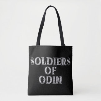 Soldiers of Odin Tote Bag