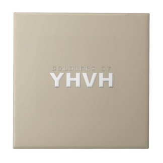SOLDIERS OF YHVH CERAMIC TILE