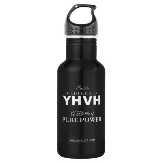 SOLDIERS OF YHVH Christian Sports 532 Ml Water Bottle