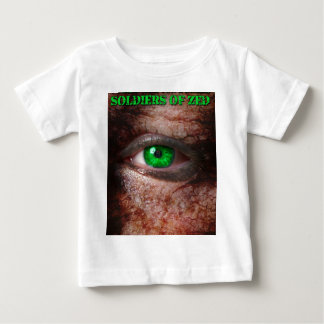 Soldiers of ZED Cover 1st Edition Baby T-Shirt