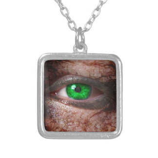 Soldiers of ZED Cover 1st Edition Silver Plated Necklace