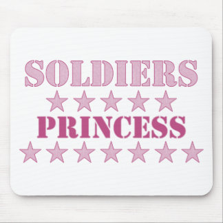 Soldiers Princess Mouse Pads
