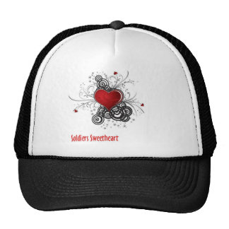 Soldiers Sweetheart Trucker Hat