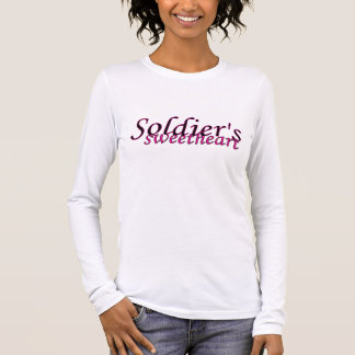 Soldiers Sweetheart Long Sleeve T-Shirt