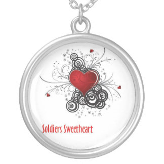 Soldiers Sweetheart Necklace