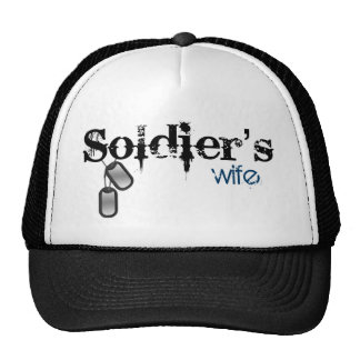 Soldier's Wife Hats