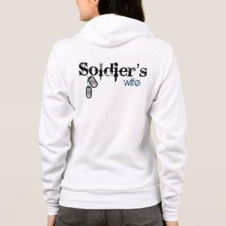 Soldier's Wife Hoodie