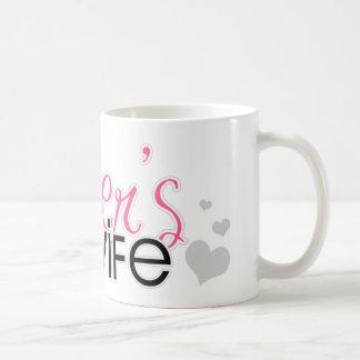 Soldier's Wife Coffee Mug