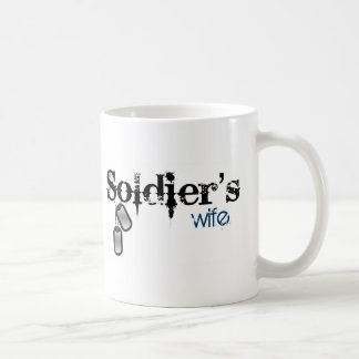Soldier's Wife Mugs