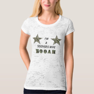 Soldier's wife T-Shirt