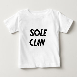 Sole Clan Apparel Baby T-Shirt