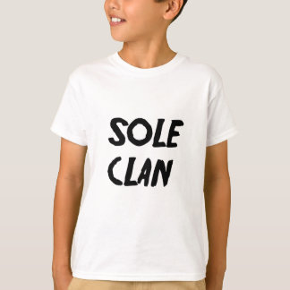 Sole Clan Apparel T-Shirt