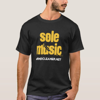 Sole Music - Yellow T-Shirt