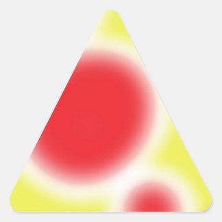 Sole Triangle Sticker