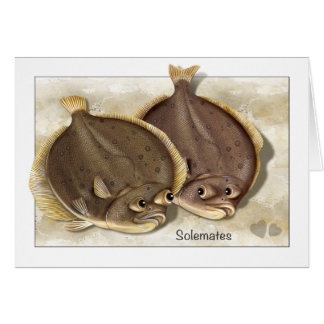 Solemates expressions of love card