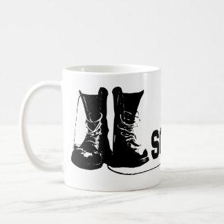 Solemates - Plain Text Coffee Mug