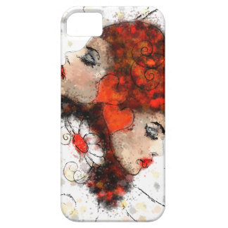 Solemissia - the real flower iPhone 5 cover