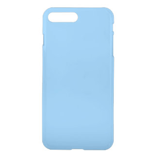 Solid Color: Sky Blue iPhone 8 Plus/7 Plus Case